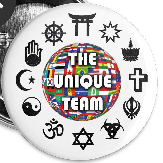 Badge Unique Team