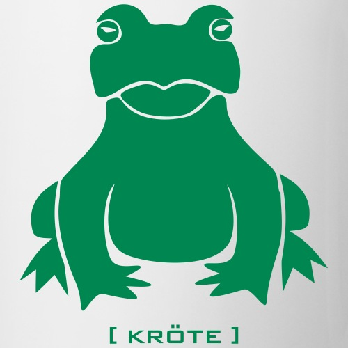 Frosch Kröte