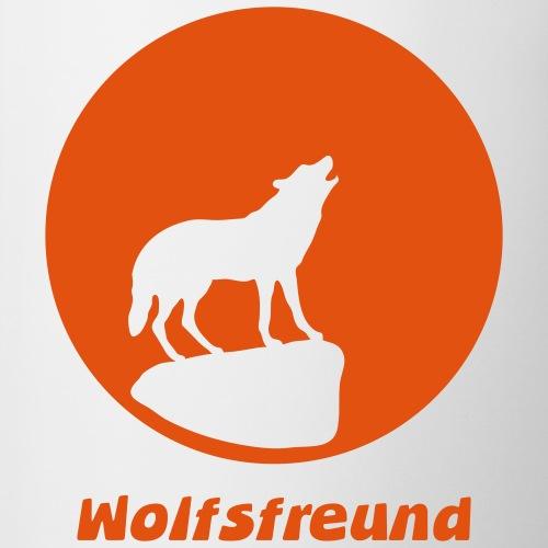 Wolf Mond Vollmond heulen Wolfsfreund