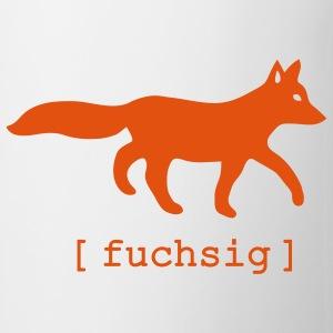 Fuchs fuchsig