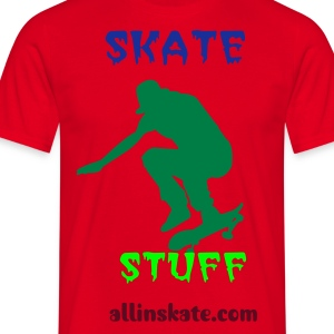 Skateboarder UK - Men's T-Shirt