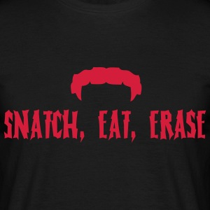 Snatch Damon T-shirts - Mannen T-shirt