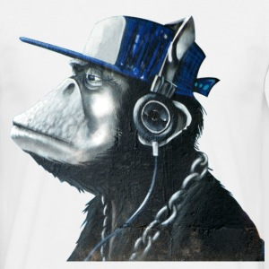 Singe graffiti by customStyle - T-shirt Homme