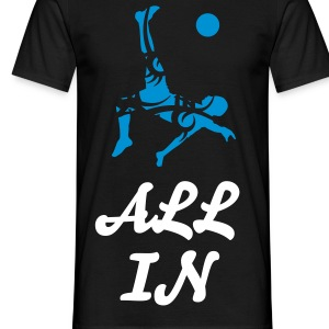 All In Skate - Männer T-Shirt