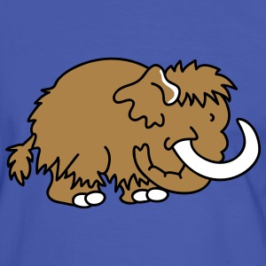 Little Mammoth T-Shirts - Men's Ringer Shirt
