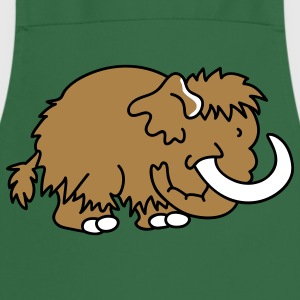 Little Mammoth  Aprons - Cooking Apron