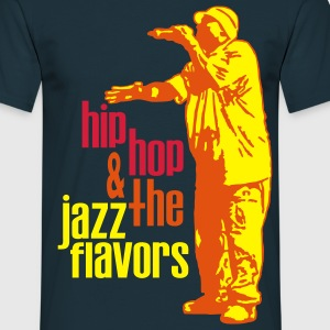 Hip hop jazz - T-shirt Homme