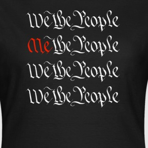 Me the People - Women's T-Shirt