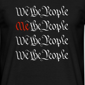Me the People - Men's T-Shirt