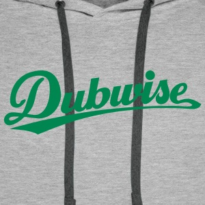just dubwise Hoodies & Sweatshirts - Men's Premium Hoodie
