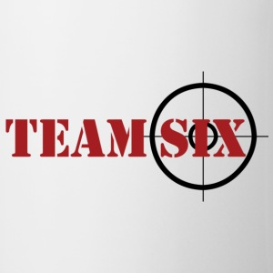 Team Six Tasses - Tasse