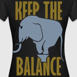 The Balance - Frauen T-Shirt