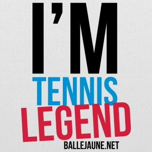 im-tennis-legend Sacs - Tote Bag