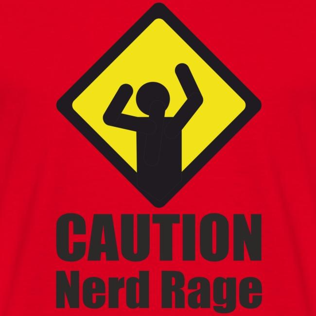 Nerd Rage Tee