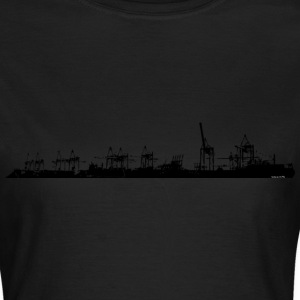 Hamburg. Am Pol. - Frauen T-Shirt