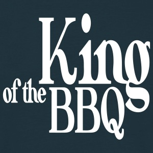 king of the bbq T-shirt - Maglietta da uomo