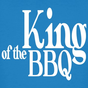 king of the bbq T-shirts - Ekologisk T-shirt herr