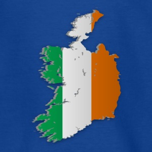 Map of Ireland 2 - Teenager T-Shirt