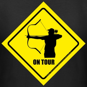 on_tour_horsebow T-Shirts - Frauen T-Shirt