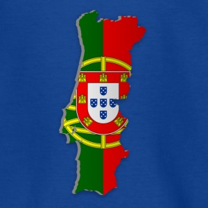 Map of Portugal 2 - Teenager T-Shirt