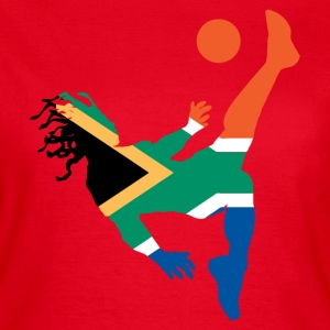 South Africa soccer UK - Women's T-Shirt