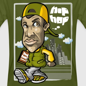 Think hip hop - T-shirt bio Homme