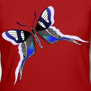 Butterfly Design - Women's Organic T-shirt