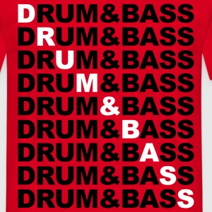 Drum & Bass T-shirts - Mannen T-shirt
