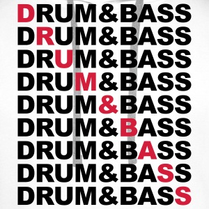 Drum & Bass Hoodies & Sweatshirts - Men's Premium Hoodie