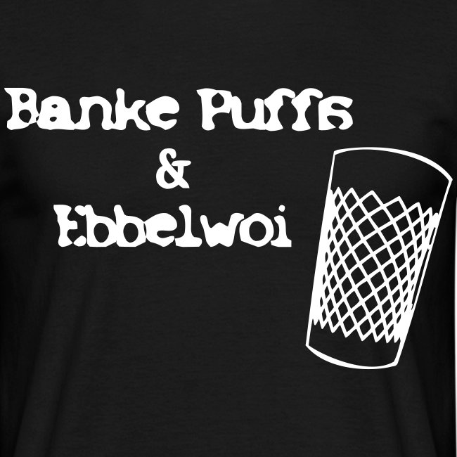 Banke Puffs un Ebbelwoi
