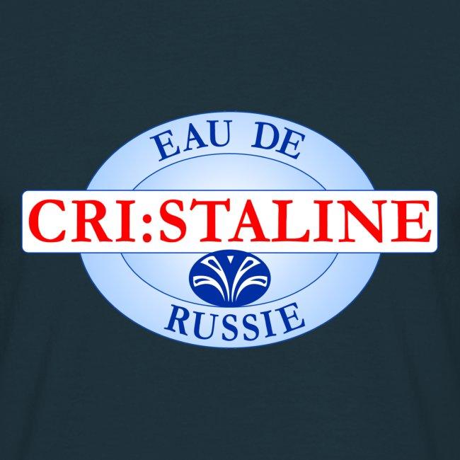 Cri:Staline Bleu Marine