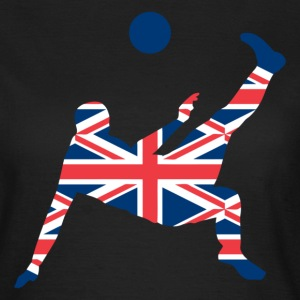United Kingdom soccer UK - Women's T-Shirt