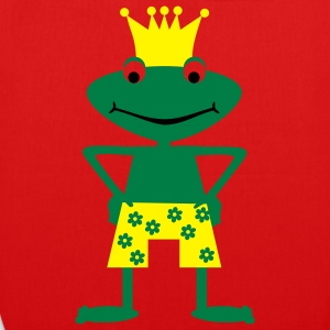 Frog Prince Bags  - EarthPositive Tote Bag