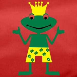 Frog Prince loss Bags  - Duffel Bag