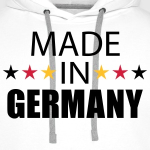 Made In Germany Pullover - Männer Premium Hoodie