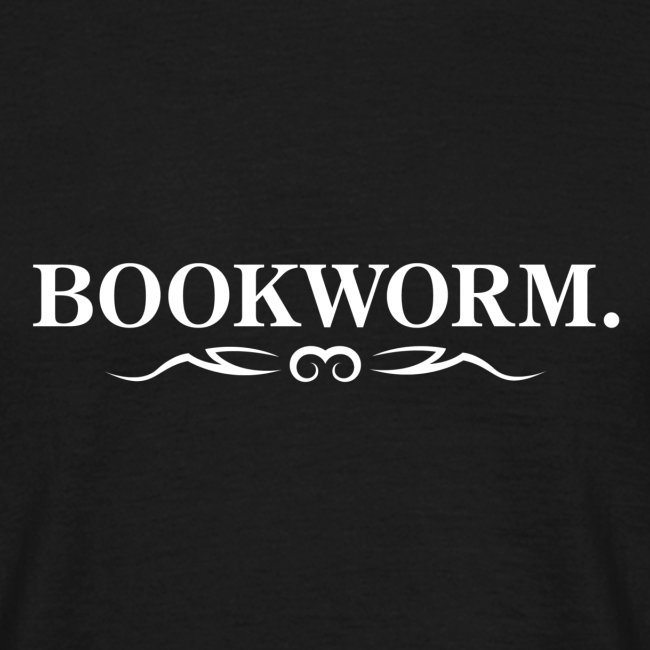 Bookworm with Tribal