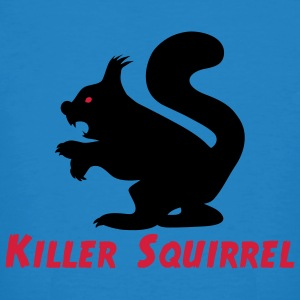 Killer Squirrel T-Shirts - Männer Bio-T-Shirt
