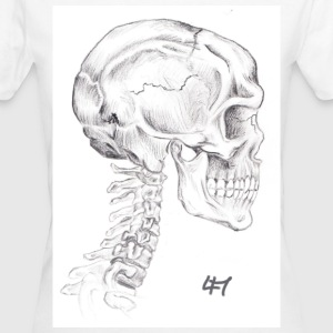 Skull And Bones T-Shirts - Frauen Bio-T-Shirt
