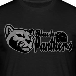 Montana Black Panthers T-shirts - T-shirt Homme