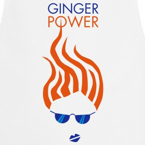 Ginger Power Apron - Cooking Apron