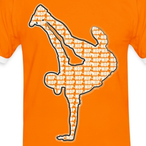 Breakdance 2 - T-shirt contraste Homme