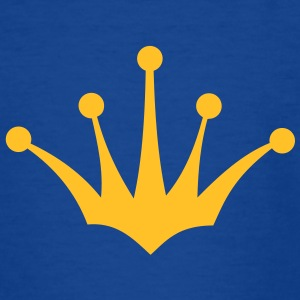 king or queen crown 4 1c Kids' Shirts - Teenage T-shirt