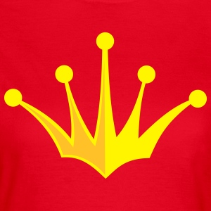 king or queen crown 4 2c T-Shirts - Women's T-Shirt