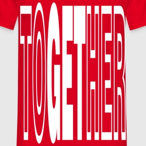 together_wt T-shirts - Mannen T-shirt