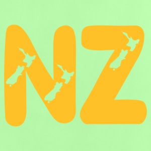 NZ, NEW ZEALAND - Baby T-Shirt