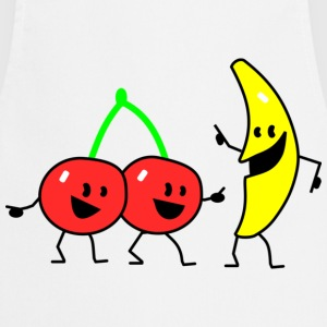 fruit salad two  Aprons - Cooking Apron