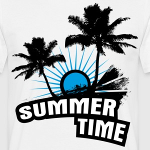 Summer T-Shirts - Men's T-Shirt