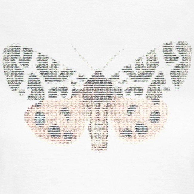 ASCII Butterfly