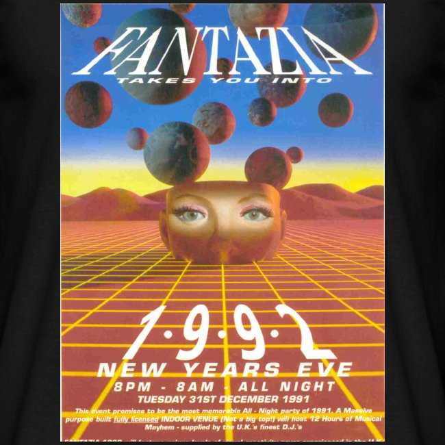 Fantazia New Year 1991