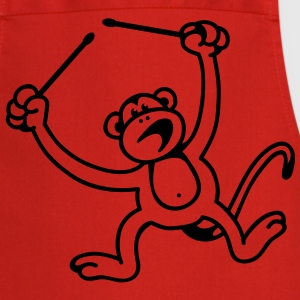 Beat Monkey  Aprons - Cooking Apron